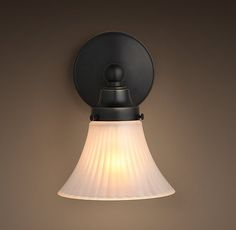 Chatham Single Sconce - Oil-Rubbed Bronze