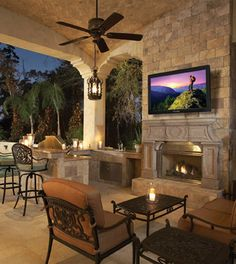 Seura's Storm brings high-quality TV viewing to the great outdoors. Its ultrabright high-definition display offers vivid clarity even on sunny days. More than just waterproof, critical components are protected from harsh weather conditions such as rain, snow, dust and insects and can remain outside 24/7  #home #technology #homtech