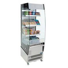 Vitrina frigorífica abierta 220L. Polar