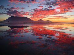 Lagoon Beach, Cape Town, South Africa