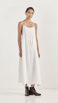 Apron Dress by Shaina Mote