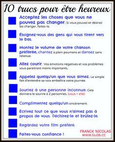 10 trucs pour être heureux. http://r.glob.cc/k