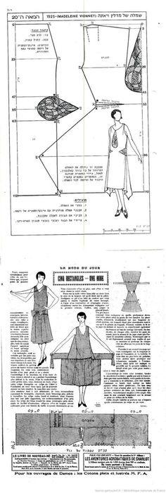 Los patrones simples centenarios \/ los Patrones del retro \/ la SEGUNDA CALLE
