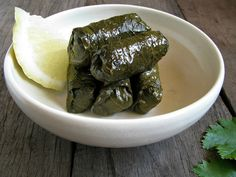 vegetarian dolmades recipe – My Darling Lemon Thyme