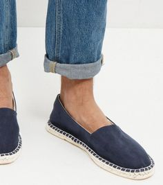Discover the latest trends at New Look. Summer Fashion Trends, Summer Trends, Espadrille Shoes, Espadrilles, Men Closet, Summer Shoes, New Look, Casual Shoes, Latest Trends