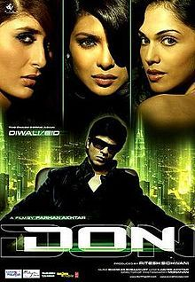 Don: The Chase Begins Again...this movie was so sick