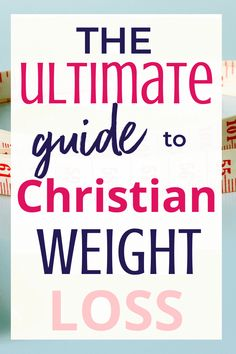 Is there a difference between Christian weight loss and the way the world tries to lose weight? This guide will help you find the motivation you need to reach your goals and glorify God in your eating through inspiration, Bible verses, practical diet tips Weight Loss Snacks, Weight Loss Goals, Weight Loss Program, Weight Gain, Reduce Weight, Trying To Lose Weight, Losing Weight Tips, How To Lose Weight Fast, Gewichtsverlust Motivation