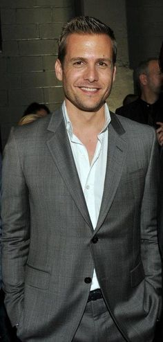 Gabriel Macht | SUITS I can't wait for Suits to return