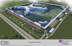 Local developer wants to create multibillion-dollar, gigantic, enclosed world-class theme park