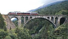 The Rauma Railway between Dombås and Åndalsnes, Norway - Photo: Johan Berge/Innovation Norway