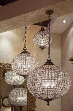*Inspiration for lighting over master bathtub