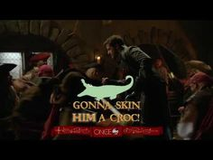 Hook's Song: Revenge Is Gonna Be Mine - Once Upon A Time - YouTube