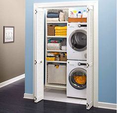 11 clever ways to conceal your laundry | Stuff.co.nz..