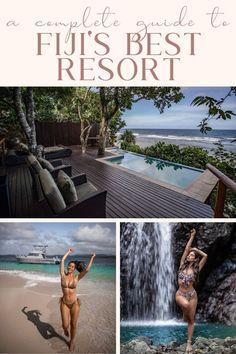 Fiji Travel, Travel List, Asia Travel, Fiji Honeymoon, Honeymoon Spots, Best Resorts, Vacation Resorts, Visit Fiji, Tropical Vacations
