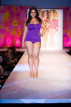 Full Figured Fashion Week™ Indie Designer Spotlight: Sorella Swim www.sorellaswim.com/ I Love Fashion, Passion For Fashion, Women's Fashion, Fashion Tips, Plus Size Beach Wear, Full Figure Fashion, Glamour Shots, Full Figured Women, Plus Size Swimsuits