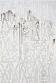 Retna, Stained Hands
