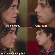 """#TheFosters 4x01 """"Potential Energy"""" - Callie and Brandon"""