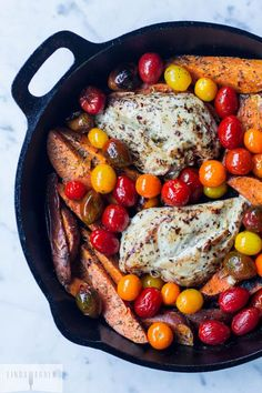 19 Healthy One Pot Dinners