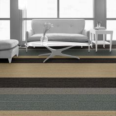 Interface Floor Design WW870 Sisal Weft WW865 Fuchsia
