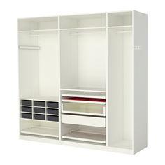 PAX Armoire-penderie IKEA