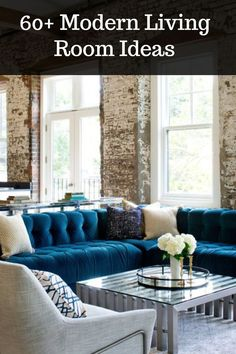 60+ Modern Living Room Ideas