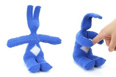 Knit purl Assembly instructions for a robot? Researchers make soft, actuated objects using commercial knitting machines Quilting Thread, Used Computers, Bunny Toys, Human Development, How To Purl Knit, Wearable Technology, Doll Toys, Dolls, Dinosaur Stuffed Animal