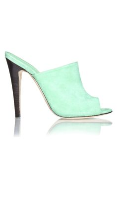 These look like Tiffany & Co. shoes....Mule | Jenni Kayne | Store