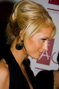 Paris Hilton's UpDo