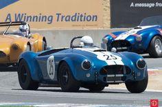 Tim Park - 1964 Shelby 289 Cobra