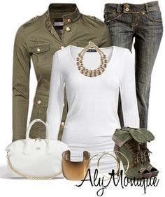 """Untitled #664"" by alysfashionsets on Polyvore"