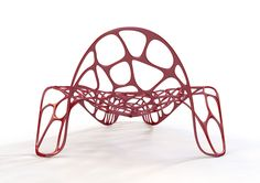 morphs chair  by Peter Donders