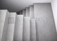Your basement flooring options are not really any different from the flooring options elsewhere in your home. Everything from ceramics to hardwood, all are possible choices for your basement floor… Basement Stairs, Basement Flooring, Concrete Stairs, Concrete Floors, Floating Stairs, Stair Storage, Entrance, Stair Design, House