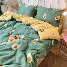 Fresh Avocado Bedding Set - Fresh Avocado Bedding Set Informations About Fresh Avocado Bedding Set Pin You can easily use my pro -