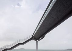 Architecture  Modern design : Point Resolution Bridge by Warren & Mahoney