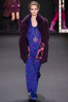 Anna Sui - Fall 2013 Ready-to-Wear - Look 33 of 49