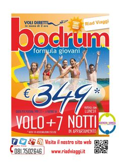 BODRUM - VOLO + 7 NOTTI