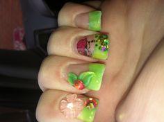 My nails<3 SMH