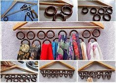 Porta bufandas
