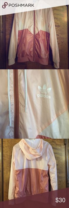 Shop Women's Adidas Pink size S Jackets & Coats at a discounted price at Poshmark. Description: So cute retro pink windbreaker. Adidas Retro, Pink Adidas, Adidas Women, Windbreaker, Best Deals, Womens Fashion, Jackets, Closet, Things To Sell