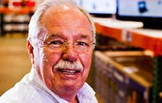 James Sinegal attended Helix High School in La Mesa, California and earned an AA at San Diego City College in 1955. He obtained a BA from San Diego State University in 1959.    In 1954, he started working as a bagger at FedMart. Enthused by the opportunities at this rapidly growing retailer, he worked his way up to executive vice-president in charge of merchandising and operations.