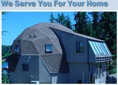 Aza Cline Headed Mountain Goat Roofing Into Revolutionizing Low Pitch  Shingles Roofing In Laytown. | Low Pitch Shingles Roof | Pinterest | Low  Pitch