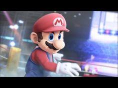 Super Smash Bros for 3DS & Wii U Official Reveal Trailer E3M13