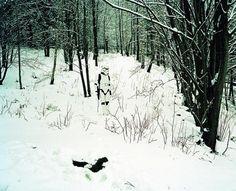Stormtrooper lost in Swedish vinter. Tove Mozard