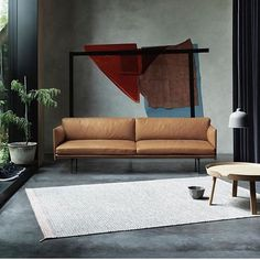 #mulpix In love with this sofa!  #nyhet  #muuto  #outlinesofa  #anderssen&voll  #vifraktermøblerihelenorgetilgoderfraktpriser www.lunehjem.no