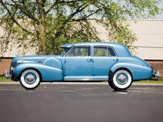 1940 Cadillac 60 Series 60 Special Sedan
