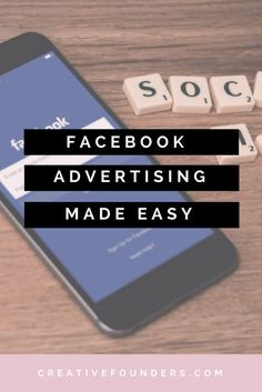 Facebook Advertising Made Easy. From setting up a Facebook Ad campaign to Facebook Tips. Social Media Tips or Creative Entrepreneurs
