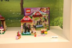 Lego Friends Colts Laundry $10 ~ Lego Friends summer 2016 sets