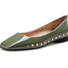 #18ss #squaretoe #squaretoeshoes #studdedflats #shoes #trendy #spring2018 #design #designershoes #shoesbrand #shoesmaker #flats #leathershoes #shoesworkshop #luxuryshoes ❤️❤️square toe