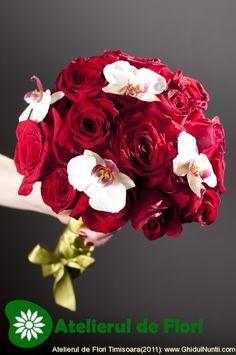 Buchete De Mireasa: imagine buchete de mireasa 63514 din galeria foto buchete de mireasa a Atelierul De Flori pe Ghidul Nuntii