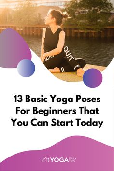 Are you new to yoga and hoping to learn the basics? You've come to the right place. Here you'll find a rundown of the main yoga poses for beginners to get you off to a good start. Yoga Sequence For Beginners, Basic Yoga Poses, Pilates For Beginners, Poses Yoga Faciles, Pilates Workout, Exercise, Standing Yoga Poses, Before And After Weightloss, Yoga For Weight Loss